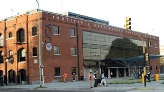 Edificio UCA